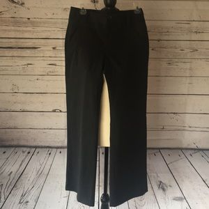 Banana Republic wool blend wide leg dress pants.